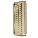 Чехол Occa Spade Collection для Apple iPhone 7 (золотистый, кожаный)