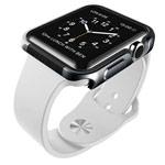 Чехол X-doria Defense Edge для Apple Watch Series 2 (38 мм, черный, маталлический)