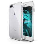 Чехол X-doria GelJacket 2 case для Apple iPhone 7 plus (прозрачный, гелевый)
