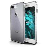 Чехол X-doria GelJacket 2 case для Apple iPhone 7 plus (серый, гелевый)