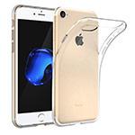 Чехол Just Must Nake Series для Apple iPhone 7 (прозрачный, гелевый)