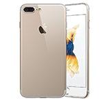 Чехол Just Must Nake Series для Apple iPhone 7 plus (прозрачный, гелевый)