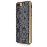 Чехол Occa Tory Collection для Apple iPhone 7 plus (серый, кожаный)