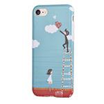 Чехол Devia Vivid case для Apple iPhone 7 (Love, пластиковый)