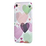 Чехол Devia Vivid case для Apple iPhone 7 (Heart, пластиковый)