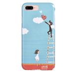 Чехол Devia Vivid case для Apple iPhone 7 plus (Love, пластиковый)