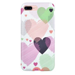 Чехол Devia Vivid case для Apple iPhone 7 plus (Heart, пластиковый)