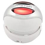 Портативная колонка Matrix Audio ONE Portable speaker (bluetooth, белая, моно)