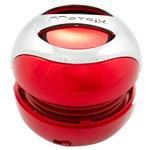 Портативная колонка Matrix Audio ONE Portable speaker (bluetooth, красная, моно)