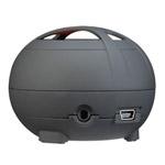 Портативная колонка DBEST PS4008 microSD + Wire Mini-Speaker (черная, моно)