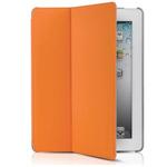 Чехол Odoyo AirCoat Folio Case для Apple iPad 2/new iPad (оранжевый, кожанный)