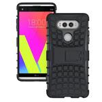 Чехол Yotrix Shockproof case для LG V20 (черный, пластиковый)