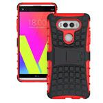 Чехол Yotrix Shockproof case для LG V20 (красный, пластиковый)