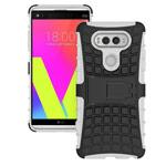 Чехол Yotrix Shockproof case для LG V20 (белый, пластиковый)