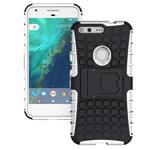 Чехол Yotrix Shockproof case для Google Pixel XL (белый, пластиковый)