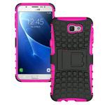 Чехол Yotrix Shockproof case для Samsung Galaxy J7 Prime (розовый, пластиковый)