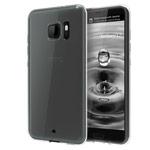 Чехол Yotrix UltrathinCase для HTC U Ultra (прозрачный, гелевый)