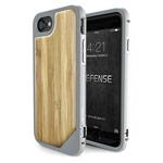 Чехол X-doria Defense Lux для Apple iPhone 7 (Bamboo, маталлический)