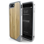 Чехол X-doria Defense Lux для Apple iPhone 7 plus (Bamboo, маталлический)
