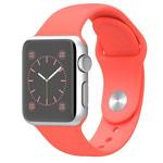 Ремешок для часов Synapse Sport Band для Apple Watch (38 мм, терракотовый, силиконовый)