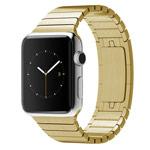 Ремешок для часов Synapse Link Bracelet для Apple Watch (38 мм, золотистый, стальной)