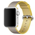 Ремешок для часов Synapse Woven Nylon для Apple Watch (38 мм, лиловый, нейлоновый)