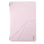 Чехол iPearl Cooplay Cover для Apple iPad mini 4 (розовый, винилискожа)