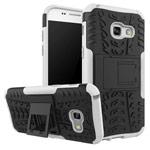 Чехол Yotrix Shockproof case для Samsung Galaxy A7 2017 (белый, пластиковый)