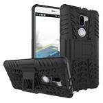 Чехол Yotrix Shockproof case для Xiaomi Mi 5s plus (черный, пластиковый)