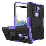 Чехол Yotrix Shockproof case для Xiaomi Mi 5s plus (фиолетовый, пластиковый)