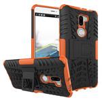 Чехол Yotrix Shockproof case для Xiaomi Mi 5s plus (оранжевый, пластиковый)