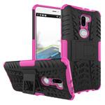 Чехол Yotrix Shockproof case для Xiaomi Mi 5s plus (розовый, пластиковый)