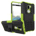 Чехол Yotrix Shockproof case для Xiaomi Mi 5s plus (зеленый, пластиковый)