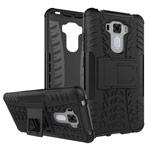 Чехол Yotrix Shockproof case для Asus Zenfone 3 Laser ZC551KL (черный, пластиковый)