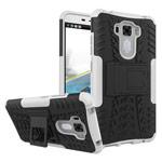 Чехол Yotrix Shockproof case для Asus Zenfone 3 Laser ZC551KL (белый, пластиковый)