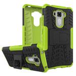 Чехол Yotrix Shockproof case для Asus Zenfone 3 Laser ZC551KL (зеленый, пластиковый)