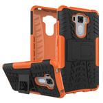 Чехол Yotrix Shockproof case для Asus Zenfone 3 Laser ZC551KL (оранжевый, пластиковый)