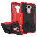 Чехол Yotrix Shockproof case для Asus Zenfone 3 Laser ZC551KL (красный, пластиковый)