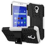 Чехол Yotrix Shockproof case для Meizu M3 Note (белый, пластиковый)