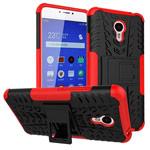 Чехол Yotrix Shockproof case для Meizu M3 Note (красный, пластиковый)