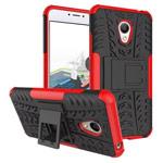 Чехол Yotrix Shockproof case для Meizu M3 (красный, пластиковый)