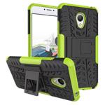 Чехол Yotrix Shockproof case для Meizu M3 (зеленый, пластиковый)