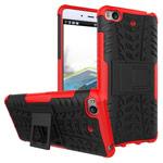 Чехол Yotrix Shockproof case для Xiaomi Mi 5s (красный, пластиковый)