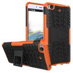 Чехол Yotrix Shockproof case для Xiaomi Mi 5s (оранжевый, пластиковый)