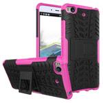 Чехол Yotrix Shockproof case для Xiaomi Mi 5s (розовый, пластиковый)