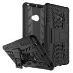 Чехол Yotrix Shockproof case для Xiaomi Mi Note 2 (черный, пластиковый)