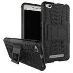 Чехол Yotrix Shockproof case для Xiaomi Redmi 4A (черный, пластиковый)
