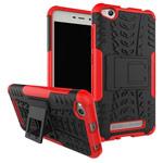 Чехол Yotrix Shockproof case для Xiaomi Redmi 4A (красный, пластиковый)