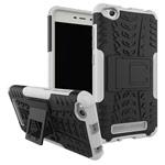 Чехол Yotrix Shockproof case для Xiaomi Redmi 4A (белый, пластиковый)