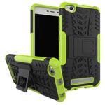 Чехол Yotrix Shockproof case для Xiaomi Redmi 4A (зеленый, пластиковый)